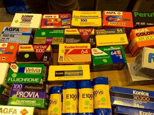 kitschretro rare and expired films uk photography show