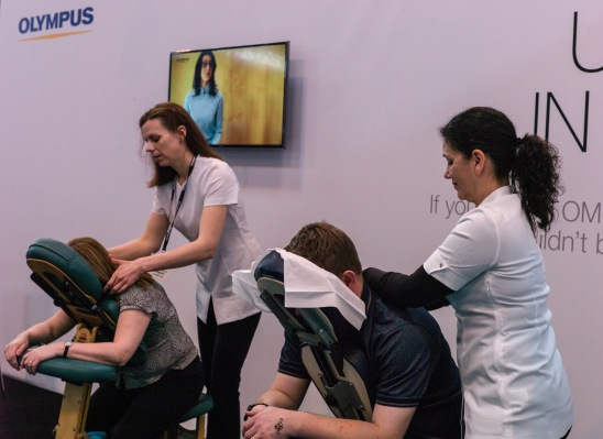 olympus cameras massage service uk photography show