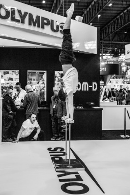 Olympus Stand UK Photography Stand Gymnast