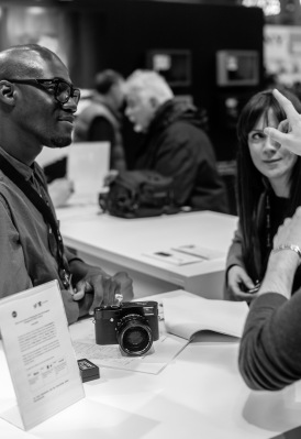 Leica Stand at the UK Photography Show Street Photography Blog