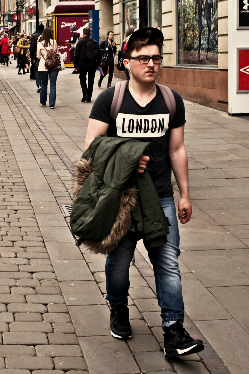 London T Shirt manchester Leica M Edition 60