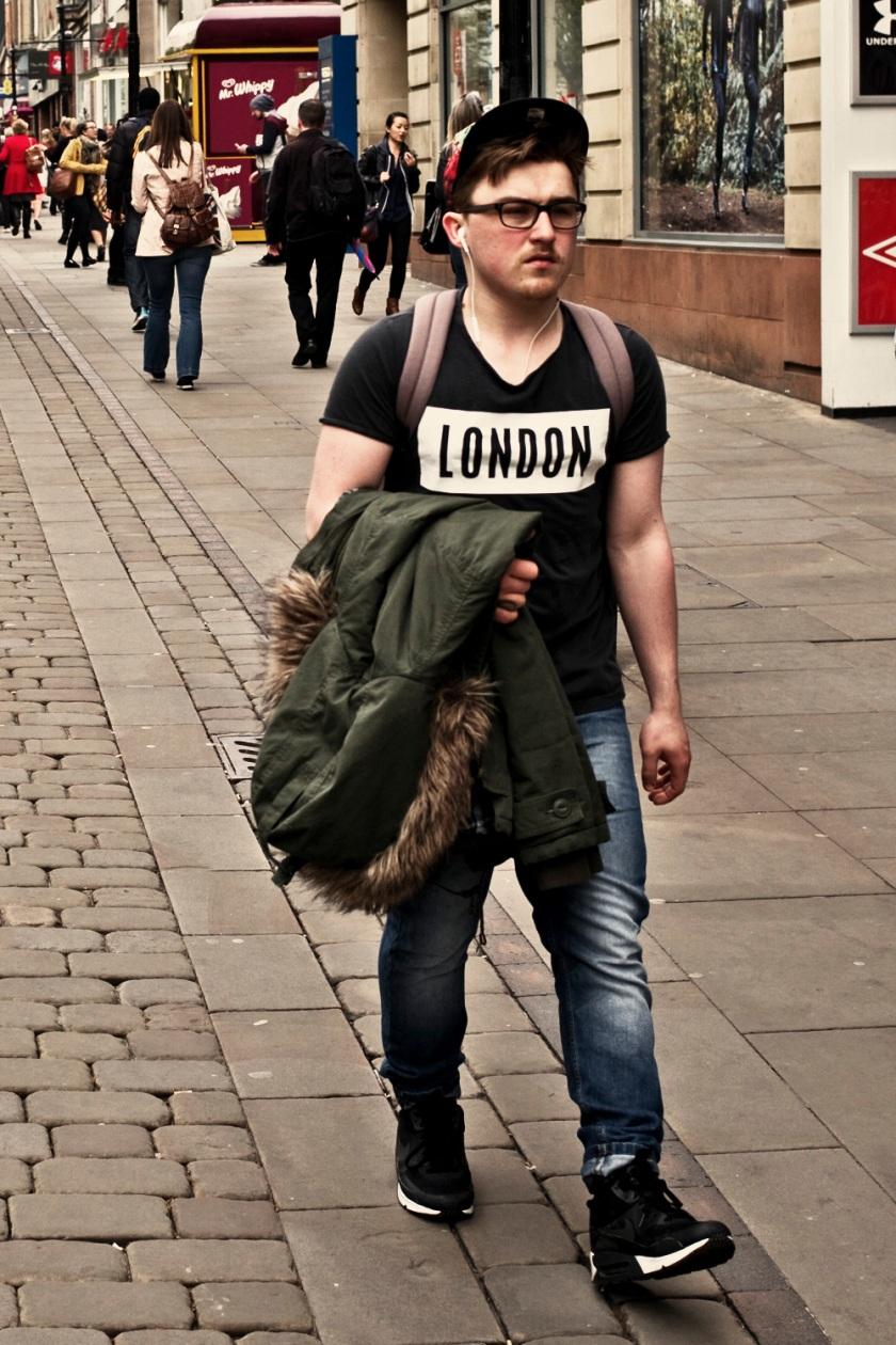 London T Shirt manchester Leica M Edition 60