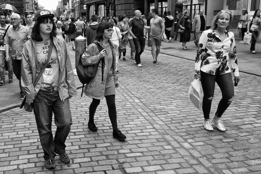 Keep Calm and Shoot Street Photography with a Ricoh WG-5 in Chester