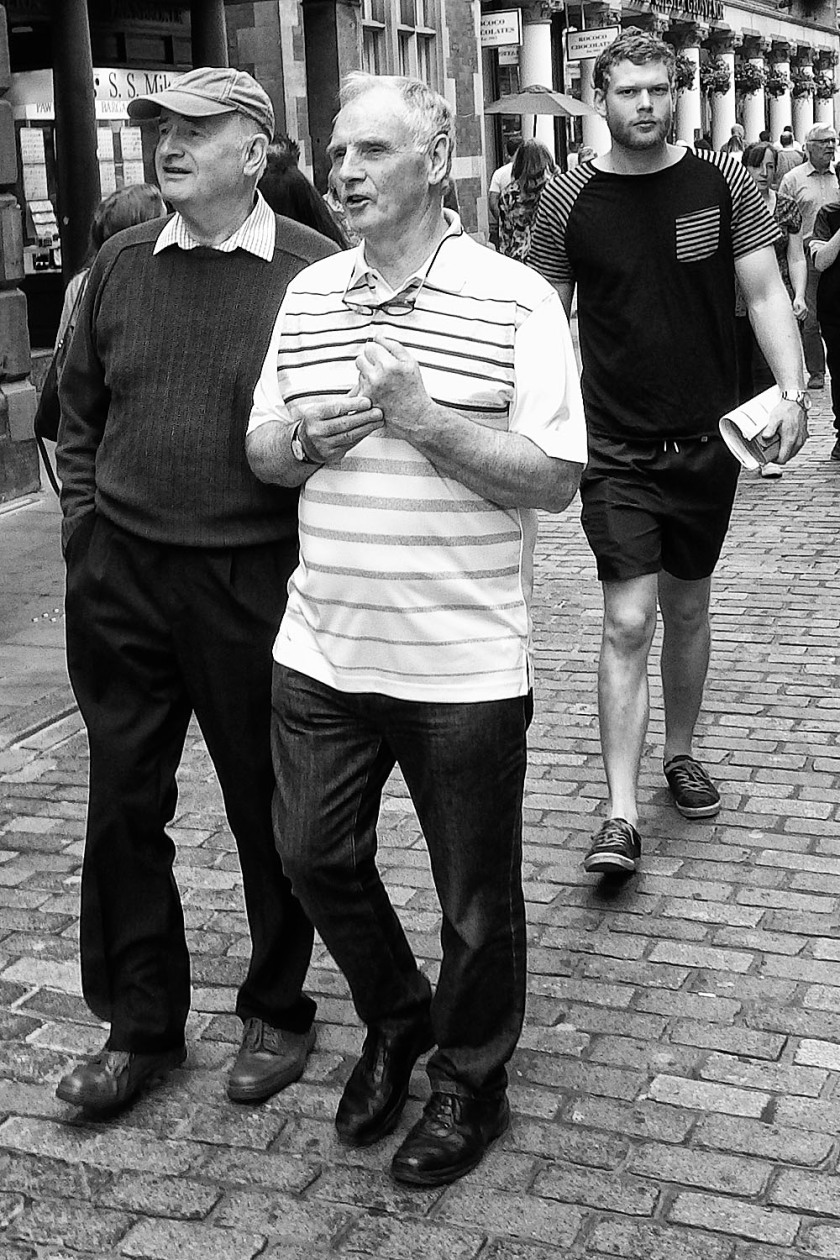 Chester Street Photography with a Ricoh WG-5