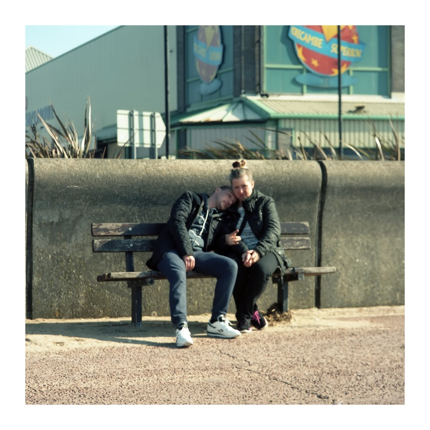 Morecambe For Lovers? UK Film Street Photography