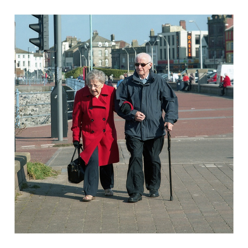 Morecambe Northern England Retirement Capitol Senior Citizens